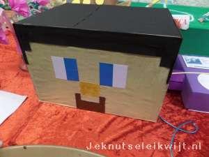 Sinterklaas Surprise Minecraft 2