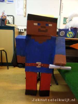 sinterklaas surprise minecraft 3