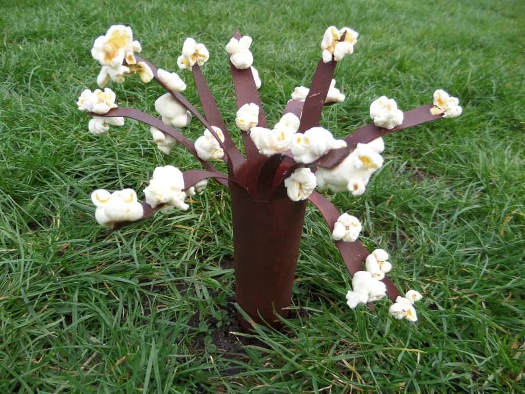 bloom tree craftwork