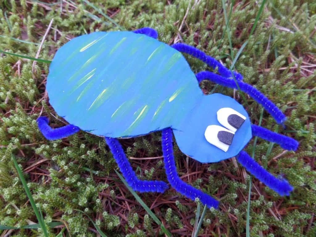 insecten knutselen