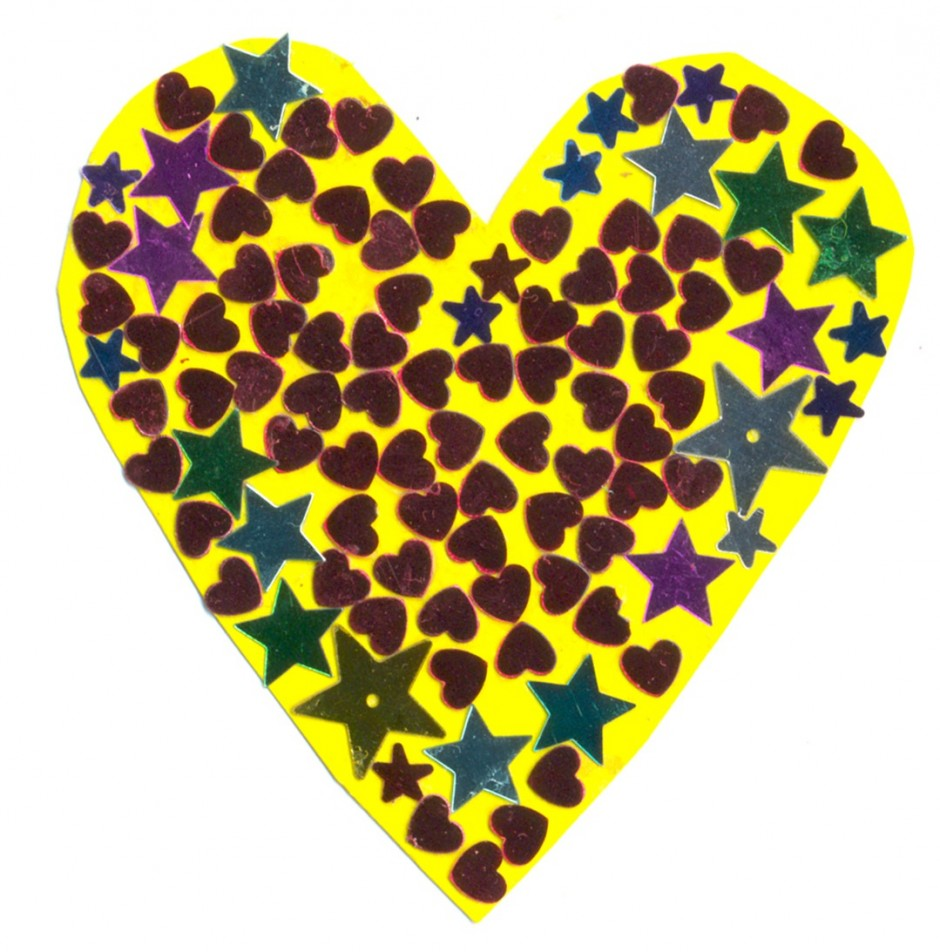 valentijn hartje